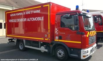 <h2>Dévidoir automobile - Tournan-en-Brie - Seine-et-Marne (77)</h2>