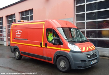 Véhicule d'assistance technique, Sapeurs-pompiers, Vendée (85)