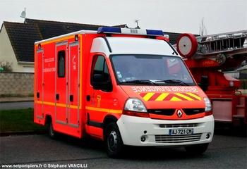 <h2>Véhicule de secours et d'assistance aux victimes - Mormant - Seine-et-Marne (77)</h2>