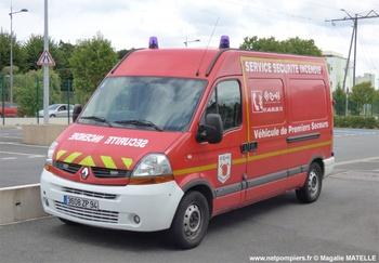 <h2>Véhicule de première intervention - Val-de-Marne (94)</h2>