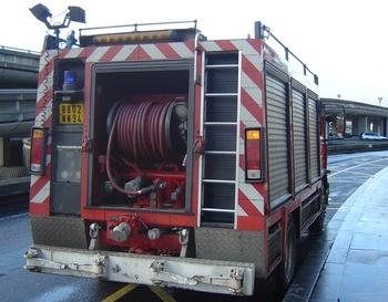 <h2>Fourgon-pompe tonne - Roissy - Val-d'Oise (95)</h2>
