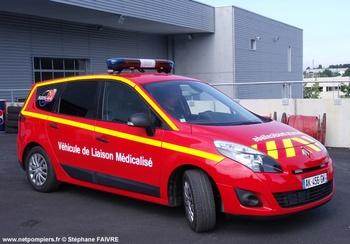 Véhicule de secours médical, Sapeurs-pompiers, Loire-Atlantique (44)