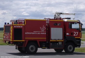 <h2>Véhicule pour interventions aéroportuaires - Cormeilles-en-vexin - Val-d'Oise (95)</h2>