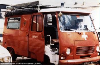 <h2>Infirmerie mobile - Marseille - Bouches-du-Rhône (13)</h2>