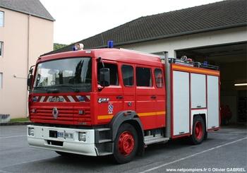 <h2>Fourgon-pompe tonne - Chevreuse - Yvelines (78)</h2>