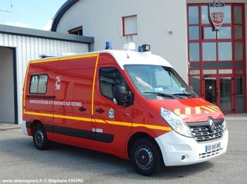 <h2>Véhicule de secours et d'assistance aux victimes - Pamiers - Ariège (09)</h2>