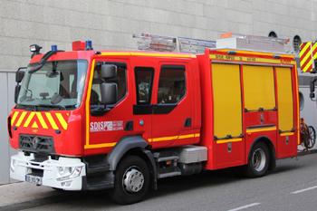 <h2>Fourgon-pompe tonne secours routier - Saint-Louis - Haut-Rhin (68)</h2>