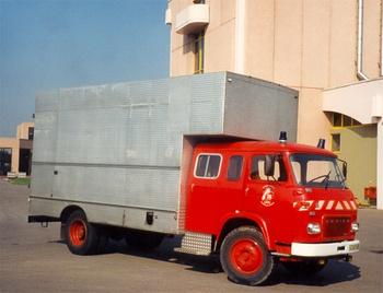 Véhicule de transport, Sapeurs-pompiers, Rhône (69)