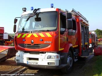 <h2>Fourgon-pompe tonne - Carignan - Ardennes (08)</h2>