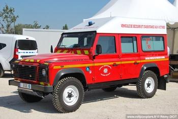 Véhicule de secours et d'assistance aux victimes, Sapeurs-pompiers, Bouches-du-Rhône (13)