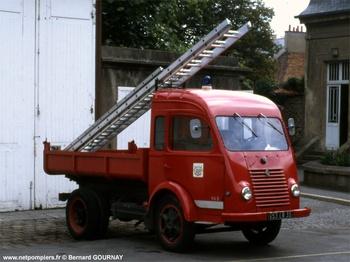 Véhicule de transport, Sapeurs-pompiers, Ille-et-Vilaine (35)