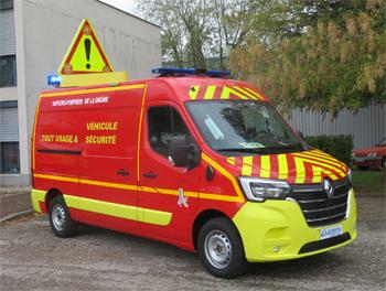 <h2>Véhicule de protection et de sécurité - Drôme (26)</h2>