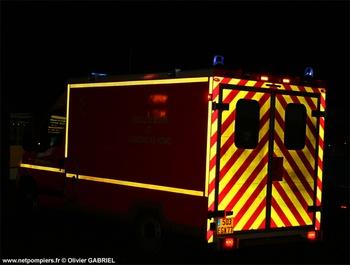 <h2>Véhicule de secours et d'assistance aux victimes - Lognes - Seine-et-Marne (77)</h2>