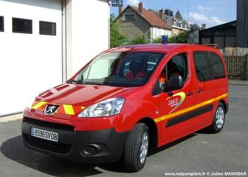 <h2>Véhicule de liaison - Mouzon - Ardennes (08)</h2>