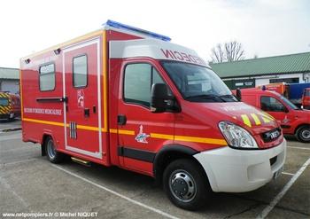 <h2>Ambulance de réanimation -  ()</h2>