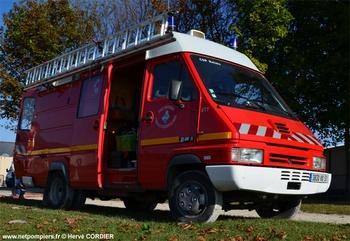 Véhicule pour interventions diverses, Sapeurs-pompiers, Marne (51)