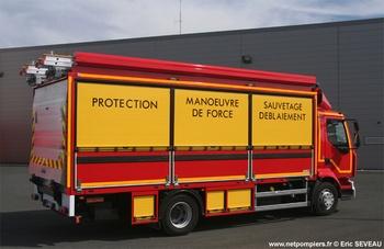 <h2>Véhicule de sauvetage déblaiement - Châteauroux - Indre (36)</h2>