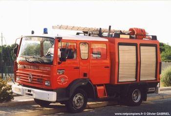 <h2>Fourgon-pompe tonne léger - Port-de-Bouc - Bouches-du-Rhône (13)</h2>