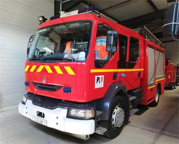 Fourgon-pompe tonne, Sapeurs-pompiers, Aude (11)