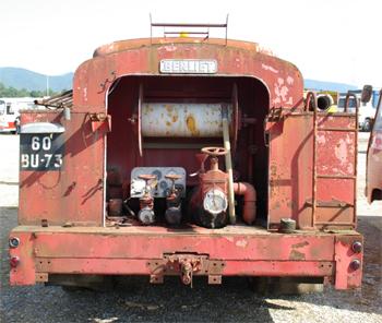 <h2>Fourgon-pompe tonne - Aix-les-Bains - Savoie (73)</h2>