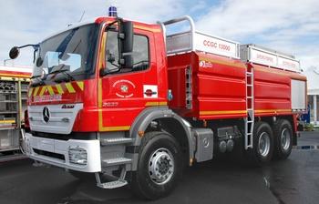 Camion-citerne de grande capacité, Sapeurs-pompiers, Bouches-du-Rhône (13)