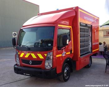 <h2>Camionnette renfort oxygène -  ()</h2>