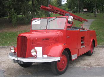 Véhicule de première intervention, Sapeurs-pompiers, Val-d'Oise (95)