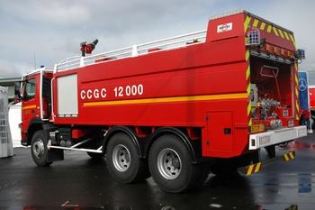 <h2>Camion-citerne de grande capacité - Saint-Justin - Landes (40)</h2>