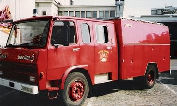 Fourgon dévidoir de grande puissance, Sapeurs-pompiers, Puy-de-Dôme (63)