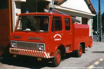 Fourgon-pompe tonne léger, Sapeurs-pompiers, Haute-Vienne (87)