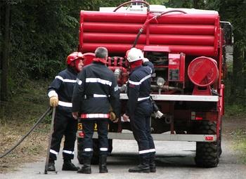 <h2>Camion-citerne pour feux de forêts - Cerny/La Ferté-Alais - Essonne (91)</h2>