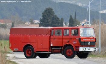 Fourgon grande puissance dévidoir, Sapeurs-pompiers, Bouches-du-Rhône (13)
