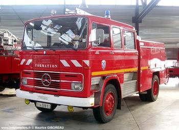 <h2>Fourgon-pompe tonne - Essonne (91)</h2>