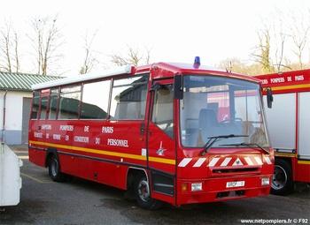 Véhicule de soutien homme, Sapeurs-pompiers,  ()