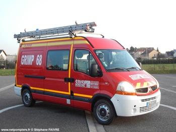<h2>Véhicule pour interventions en milieu périlleux - Saint-Louis - Haut-Rhin (68)</h2>