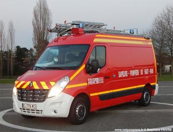 Véhicule pour interventions diverses, Sapeurs-pompiers, Haut-Rhin (68)