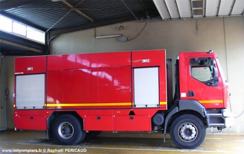 <h2>Camion-citerne d'incendie - Perigueux - Dordogne (24)</h2>