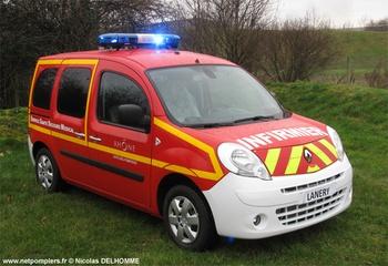 Véhicule radio médicalisé, Sapeurs-pompiers, Rhône (69)
