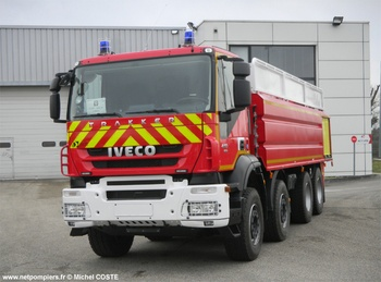 <h2>Camion-citerne de grande capacité - Hérault (34)</h2>