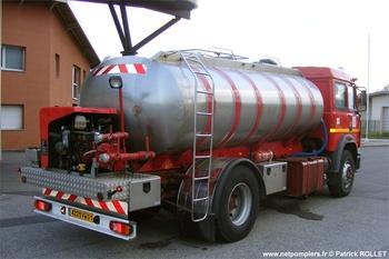 <h2>Camion-citerne de grande capacité - Bellegarde-sur-valserine - Ain (01)</h2>