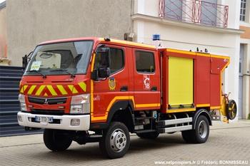 <h2>Camion-citerne rural léger - Sarthe (72)</h2>