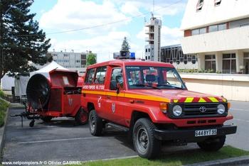 Véhicule de liaison, Sapeurs-pompiers, Val-d'Oise (95)
