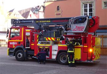 <h2>Camion bras élévateur articulé - Colmar - Haut-Rhin (68)</h2>