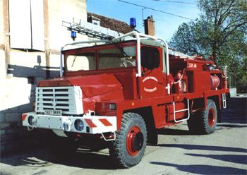 <h2>Camion-citerne pour feux de forêts - Dannemoine - Yonne (89)</h2>