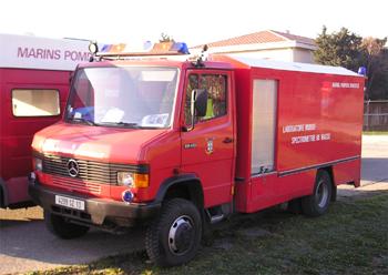 Module de spectrométrie, Marins-pompiers de Marseille, Bouches-du-Rhône (13)