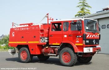 <h2>Fourgon-pompe tonne - Neuvy-le-Roi - Indre-et-Loire (37)</h2>