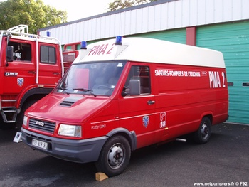 Véhicule poste médical avancé, Sapeurs-pompiers, Essonne (91)
