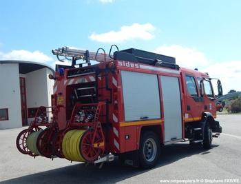 Fourgon-pompe tonne, Sapeurs-pompiers, Ariège (09)