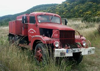 <h2>Camion-citerne pour feux de forêts - Condé-sur-Vesgre - Yvelines (78)</h2>