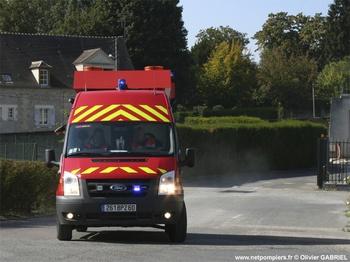 <h2>Véhicule de protection et de sécurité - Senlis - Oise (60)</h2>